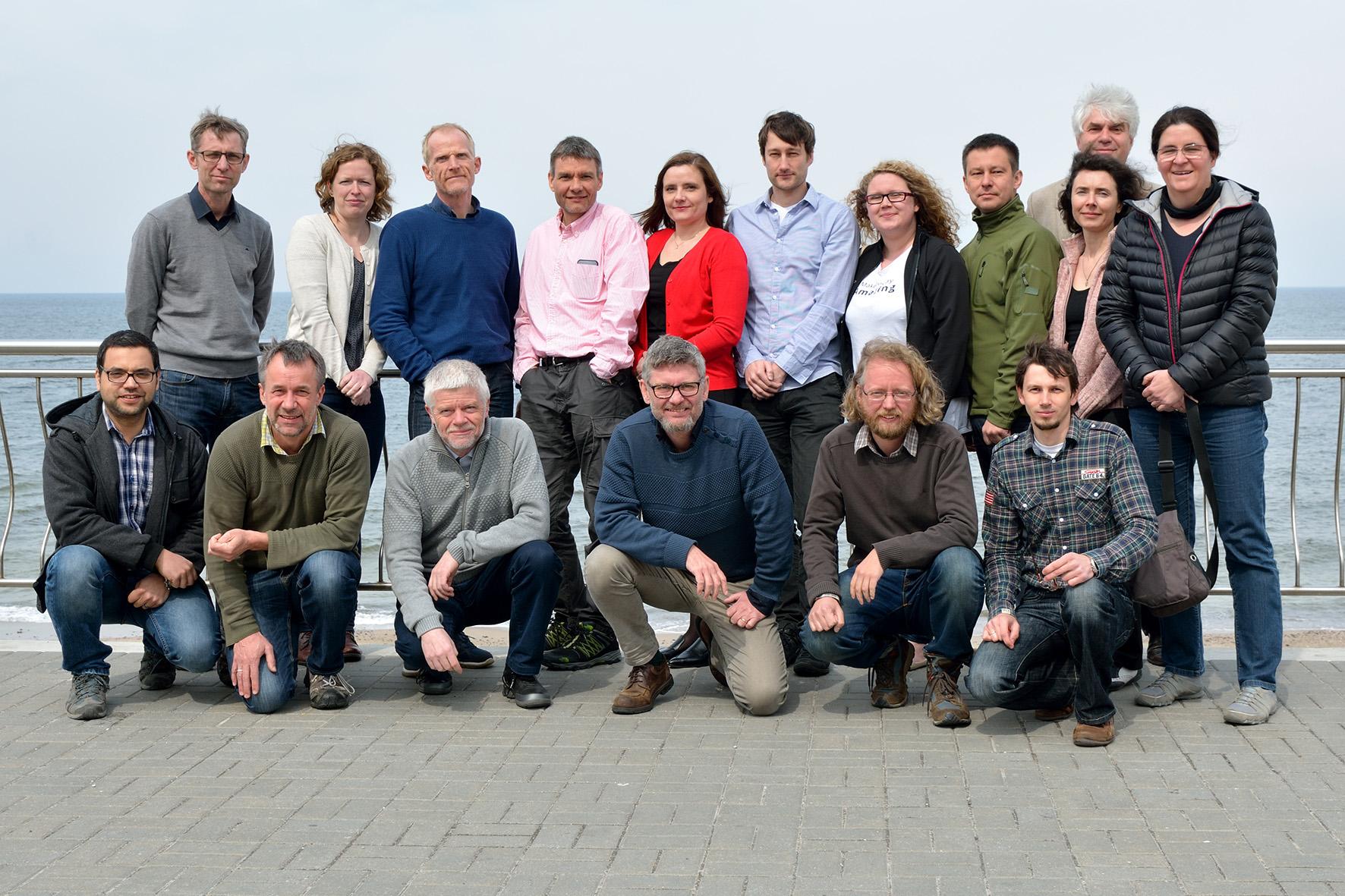 Group photo Kaliningrad